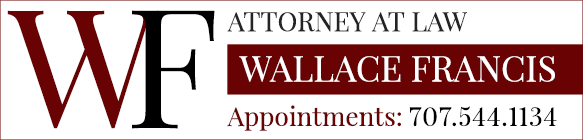 Northern California Attorney Wallace Francis Retina Logo